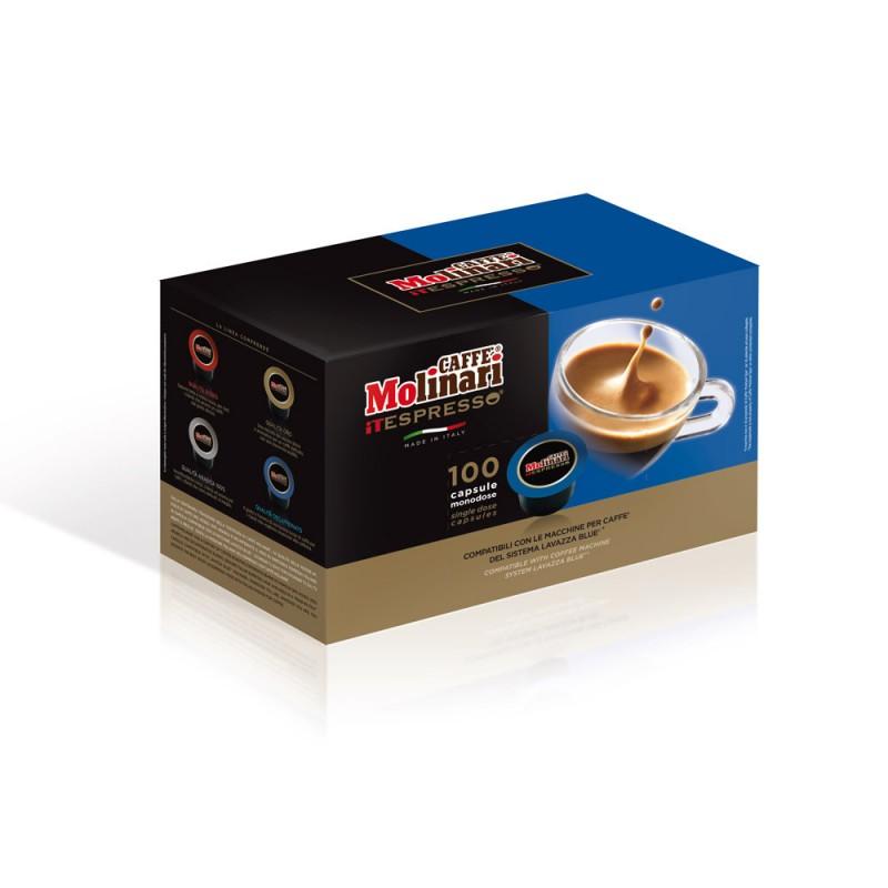 Capsule Q.tà Oro Compatibili Lavazza Blue®* - pz. 100 - 0,29 €/caps.