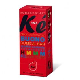 Cialde caffè Kè Rubino - 20 cilade 38 mm