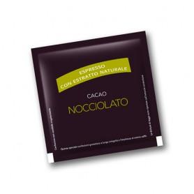 Cialde caffè con estratto di Cacao (Nocciolato) - 50 cilade 38 mm