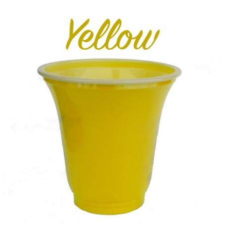 Bicchierini caffè colorati - Crystal - 50pz