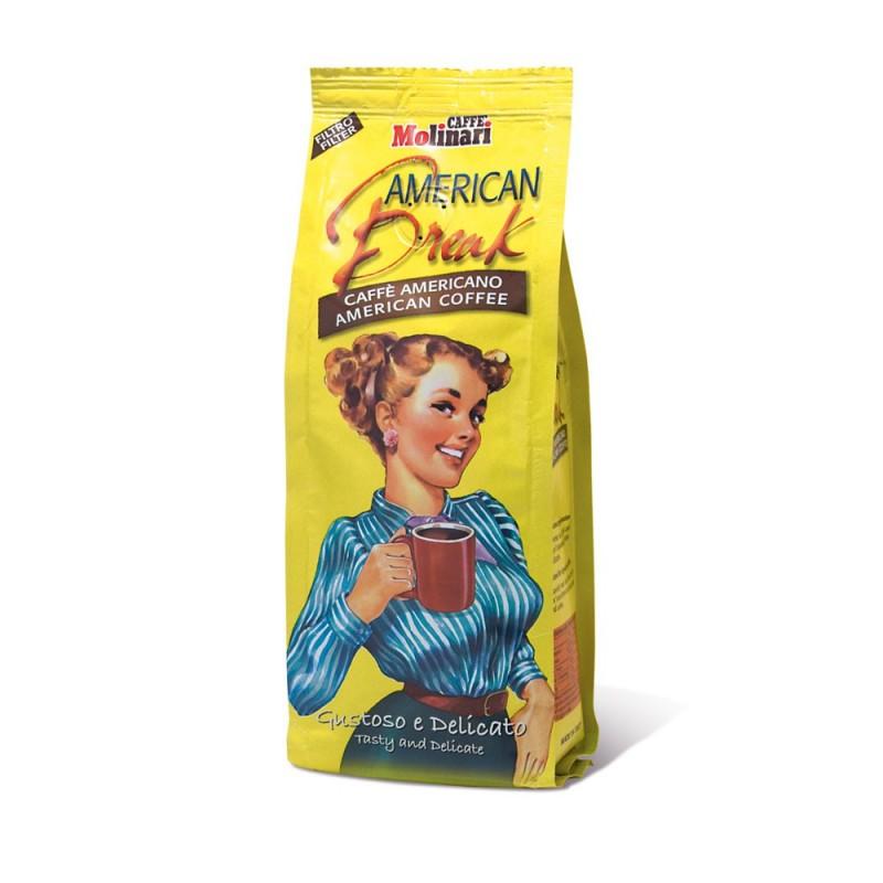 Caffè Macinato American Break - 1 kg