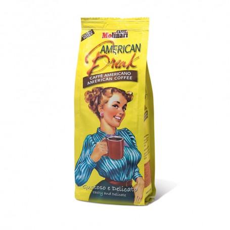 American Break - 250 gr. macinato - per degustare un vero american coffee