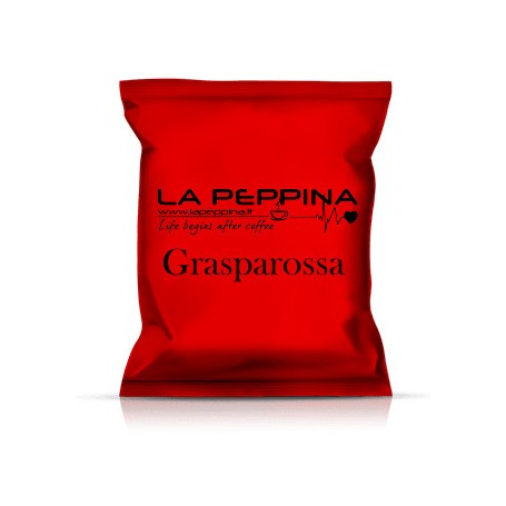 Capsule compatibili Nespresso* Grasparossa - pz 50 - 0,25/pz