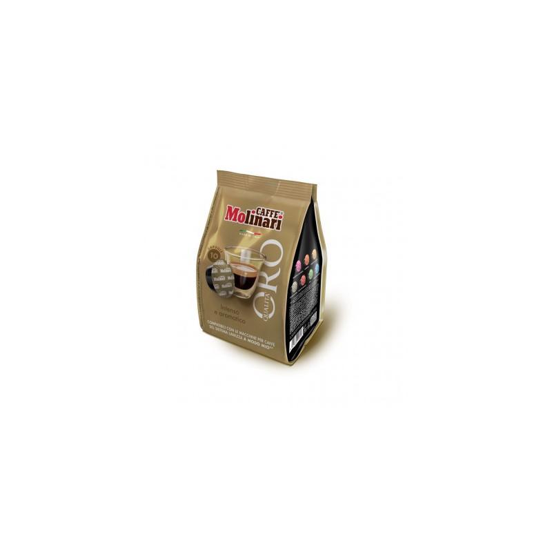 Capsule compatibili Lavazza a Modo Mio* Rosso | Oro | Deca 10 pz