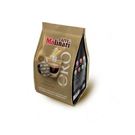 Capsule compatibili Lavazza a Modo Mio* 3x2 Rosso | Oro | Deca 300 pz (€0,18 cad)