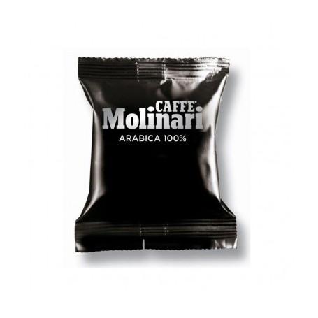 Capsule Caffè Molinari Qualità 100% Arabica - pz. 100