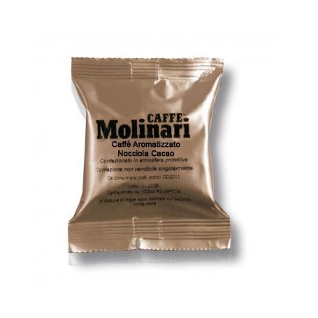 Capsule Caffè Molinari Caffè Nocciola Cioccolato - pz. 50