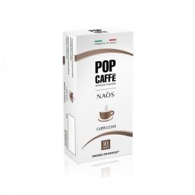 Capsule compatibili Nespresso* - Cappuccino - 10 pz