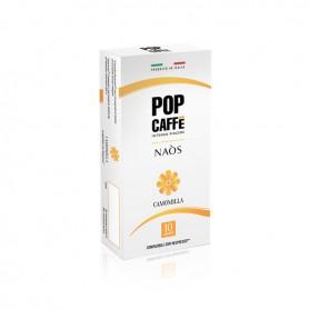 Capsule compatibili Nespresso* - Camomilla - 10 pz