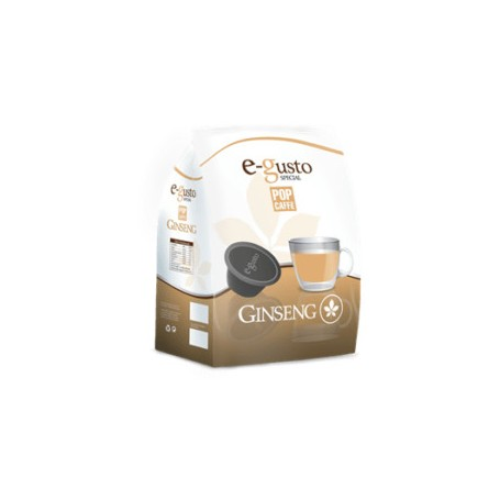 Capsule compatibili Nespresso - Ginseng - 10 pz