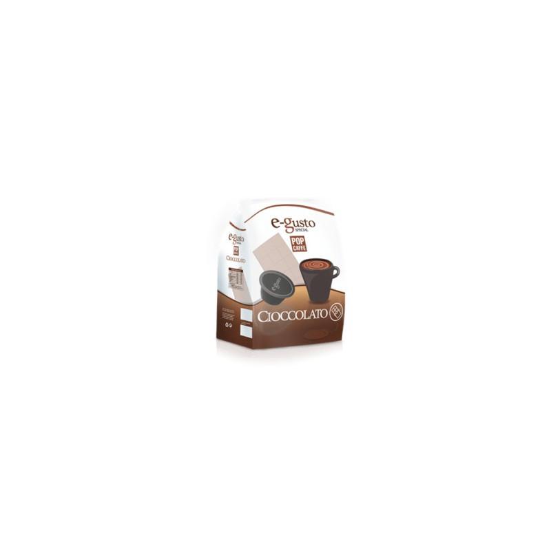 Capsule compatibili Dolce Gusto* - Cioccolata - 16 pz