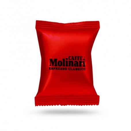 Capsule Fap Point Molinari Qualità Rosso - pz. 100 - 0,25 €/caps.