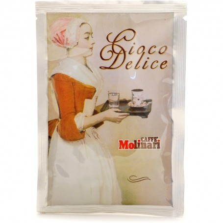 Cioccolata calda Bianca - Ciocodelice Molinari