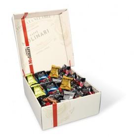 """Box latta """"capsule"""" 50 capsule miste"""
