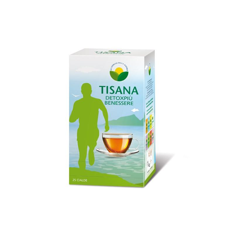 Tisana Detox Benessere in cialde  - 25 pz