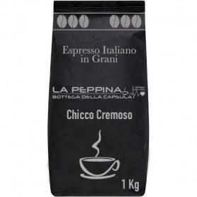 Caffè in grani La Peppina - Chicco Cremoso - 1kg