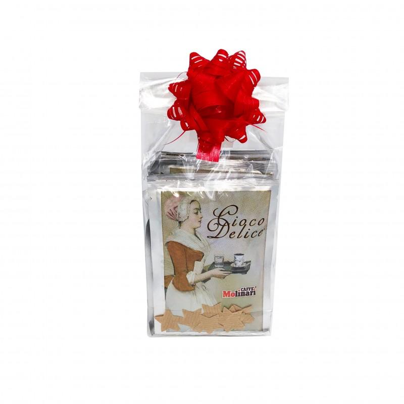Confezione Regalo - 10 Cioccolata calda -  Mix