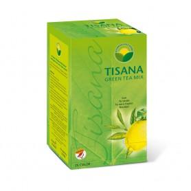Tisana Green Tea Mix con Tè Verde Tè Nero Ceyon Rooibos - pz. 25