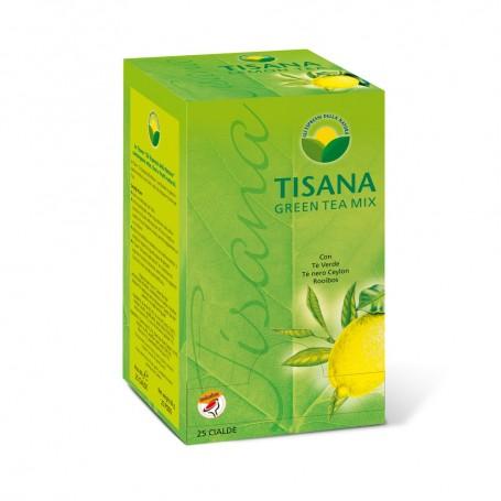 Tisana Green Tea Mix in cialda (confezione 25 cialde monodose)