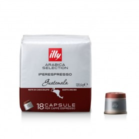 Caffè Iperespresso Illy* Arabica Selection Etiopia 18pz