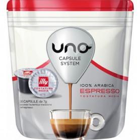 Capsule Uno System® Espresso Napoli 16 pz