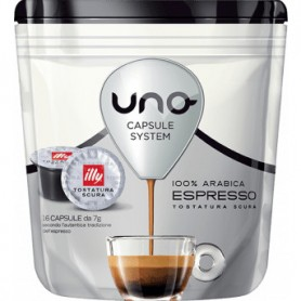 Capsule Uno System® Illy - Tostatura Media 16 pz