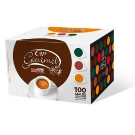 Cialda Gourmet Caffè India 100 Pz