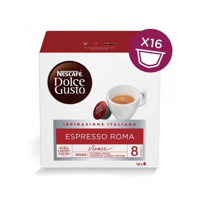 ESPRESSO ROMA 16 CAPSULE