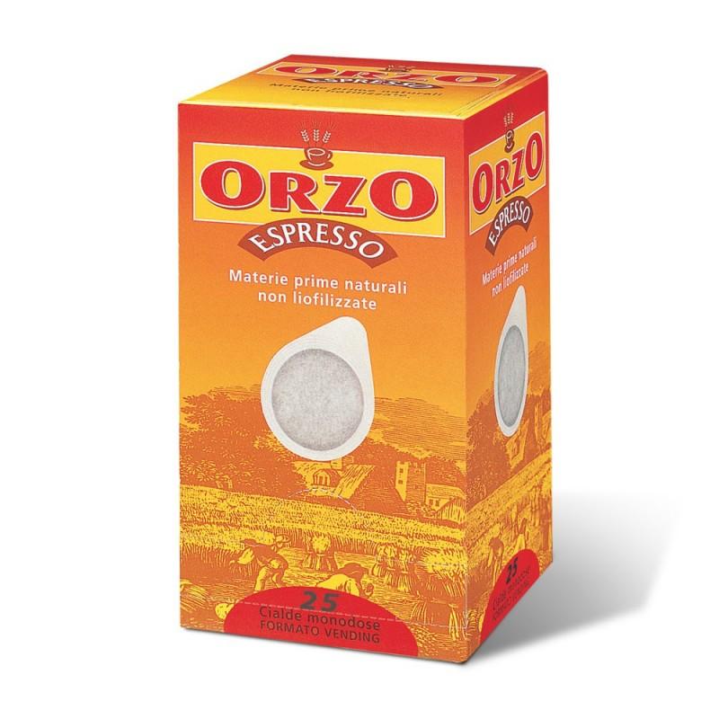 Orzo Espresso Cialde in Carta 44 mm Monodose - pz. 25