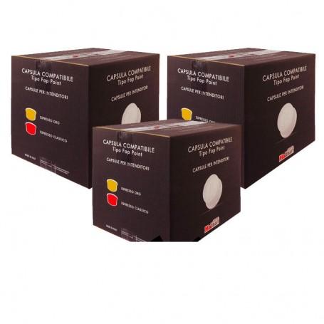 Capsule Fap Point* 3x2 Classico | Oro 300 pz (€0,16 cad)