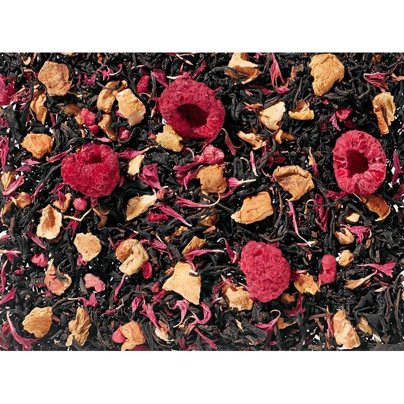 Miscela di Tè Nero Muffin e Lampone