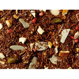 Miscela di Tè Rooibos Panpepato - Arancia