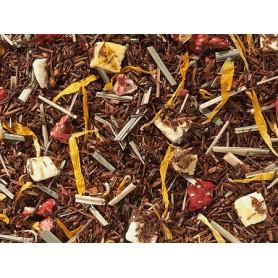 Miscela di Tè Rooibos Biologico - Mango e Fragola
