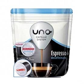 Capsule Uno System® Kimbo - Espresso Sublime 16 pz