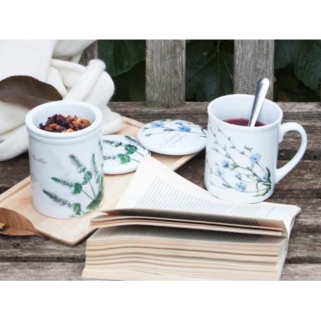 Tazza da Tè con Tappo