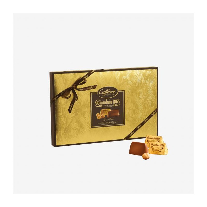 Gianduiotti 1865 Gold - 250g / 310g / 390g