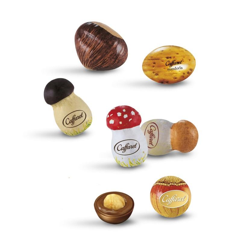 Bosco - Cioccolatini al Latte Ripieni - 100gr