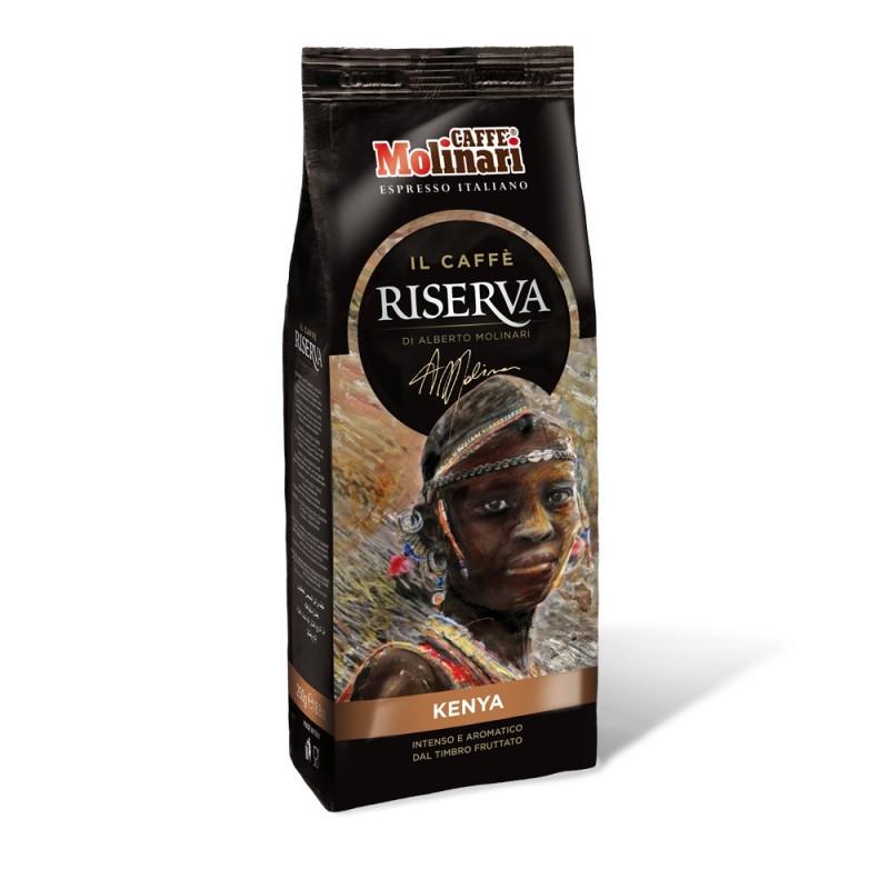 Caffè Tostato Macinato Kenya - gr. 250