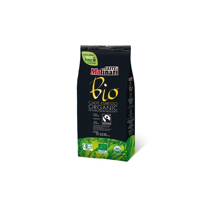 Caffè in grani  biologioco equosolidale 100% Arabica - 1 Kg