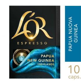 Capsule Compatibili Nespresso* l'Or - Onyx - 10pz