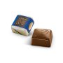 Cioccolatini al latte senza zucchero - 100g