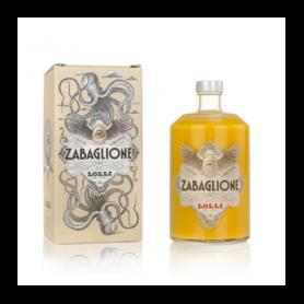 Liquore Zabaglione - Lolli - 500 ml - Scatola regalo