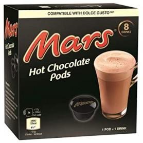 Capsule compatibili Dolce Gusto* - Mars - 8 pz