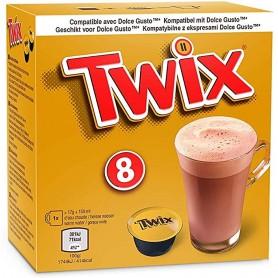 Capsule compatibili Dolce Gusto* - Twix - 8 pz