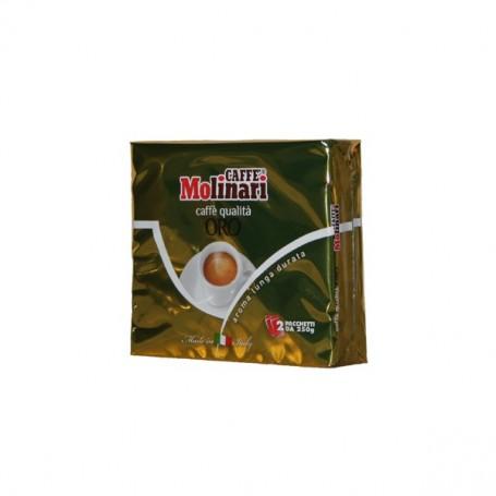 Caffè Macinato qualità Oro 2x250gr.